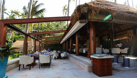Pla Pla restaurant - Picture of Four Seasons Resort Koh