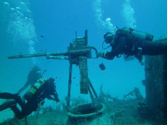 P29 wreck picture of cresta dive centre saint julian 39 s for Gozo dive centres
