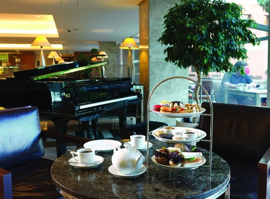 Swissotel Grand Efes Izmir: Lobby Lounge