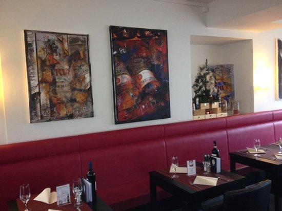 Schuler Weinwirtschaft Bellavista: Admire our wine-art!