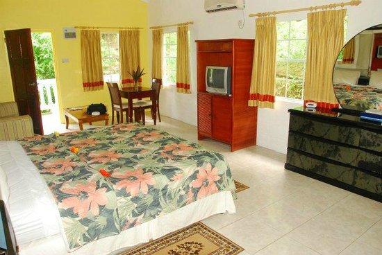 Ti-Kay Kreole: Cottage Room View