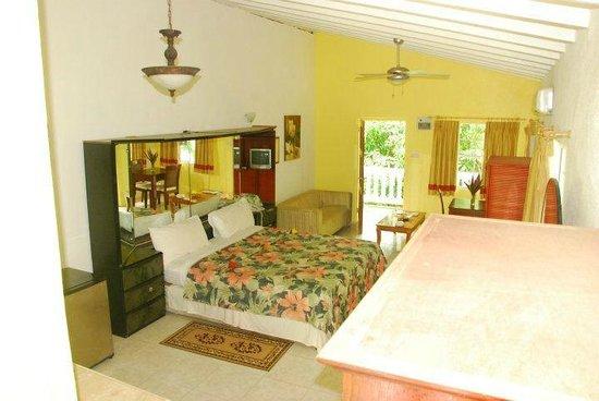 Ti-Kay Kreole : Cottage Room View
