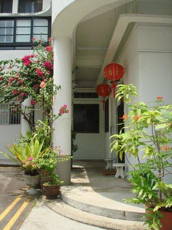 Tiong Bahru Estate : Tiong Bahru