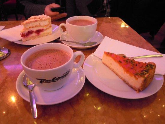 Café Kalwil Berlin: il servizio