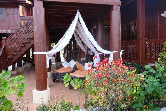 Jaidee Resort: Un coin de repos