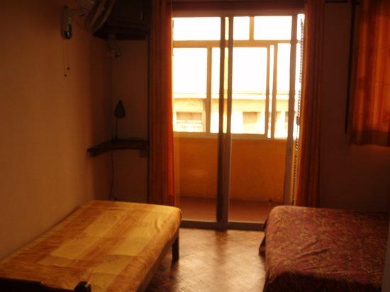 Hotel St Pierre: Chambre double avec balcon