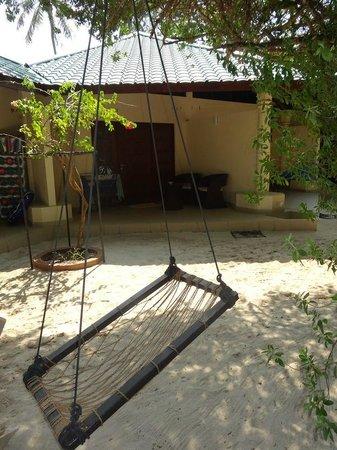 Embudu Village : mon bungalow n°29