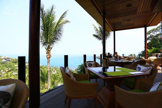 Four Seasons Resort Koh Samui Thailand: view of Koh restaurant
