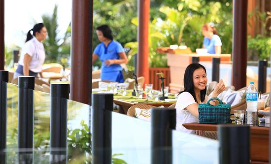 Four Seasons Resort Koh Samui Thailand: koh restaurant