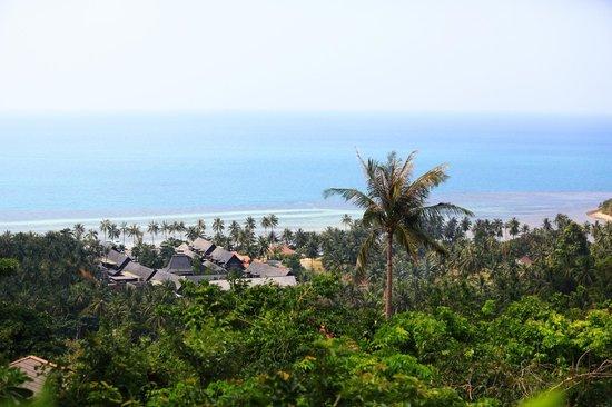 Four Seasons Resort Koh Samui Thailand: view from Koh restaurant
