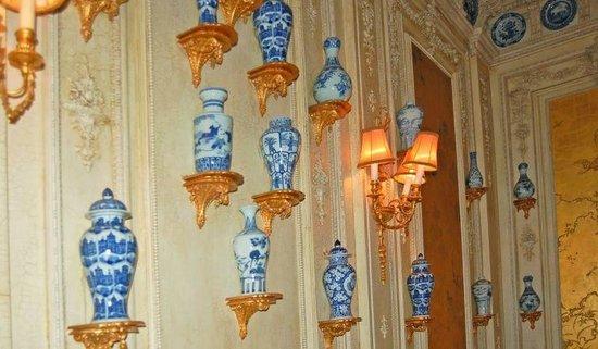 Turandot: Декор Фарфорового зала