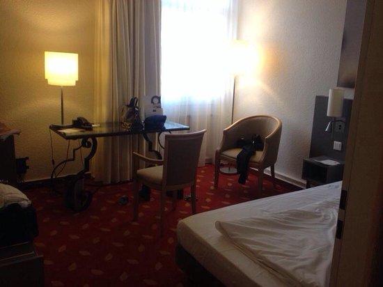 Mercure Hotel Hannover City: Stanza doppia uso singola