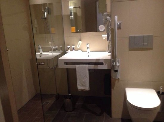 Mercure Hotel Hannover City: Bagno