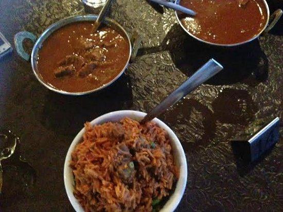 Tasty a lot of sauce picture of exotic north indian cuisine exotic north indian cuisine tasty a lot of sauce forumfinder Choice Image