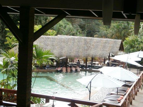 Tabacon Grand Spa Thermal Resort: Piscina