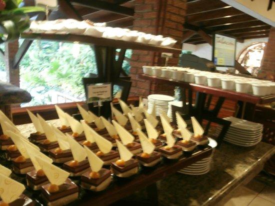 Tabacon Grand Spa Thermal Resort: Postres