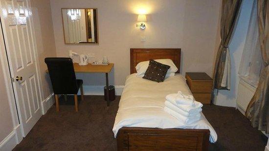 Sandyford Lodge Hotel : Bedroom
