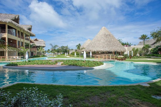 Zoetry Agua Punta Cana : Day view from room 153