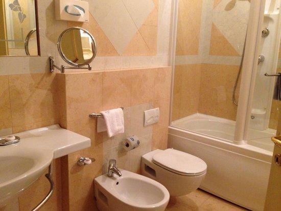 Hotel Colomba d'Oro: Bagno
