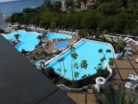 Gran Tacande Wellness & Relax Costa Adeje: pool view