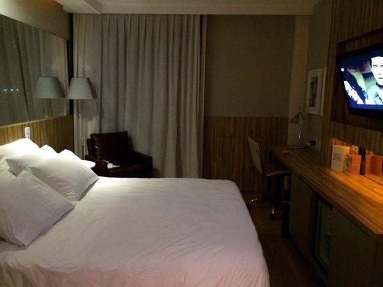 Pestana Rio Atlantica Hotel: Bedroom