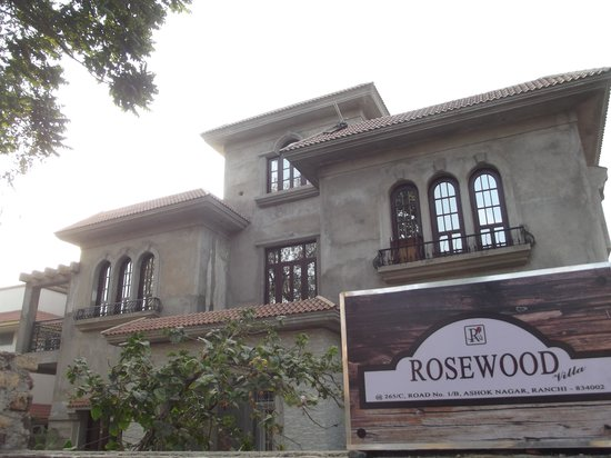 Rosewood Villa Guest House