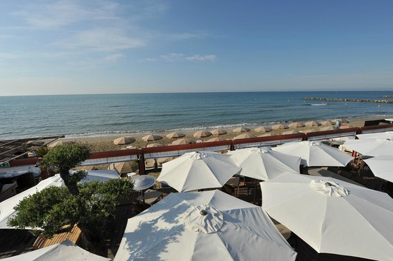 Palm Ray Plage: vue plage