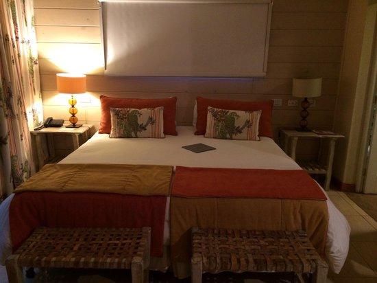 La Cantera Lodge de Selva by DON : Comfy big bed
