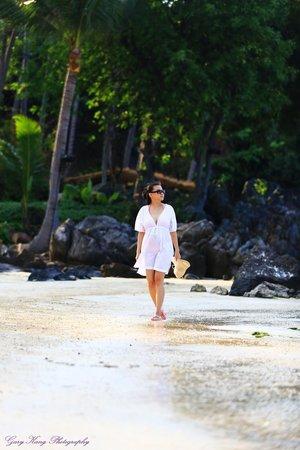 Four Seasons Resort Koh Samui Thailand: beautiful private beach