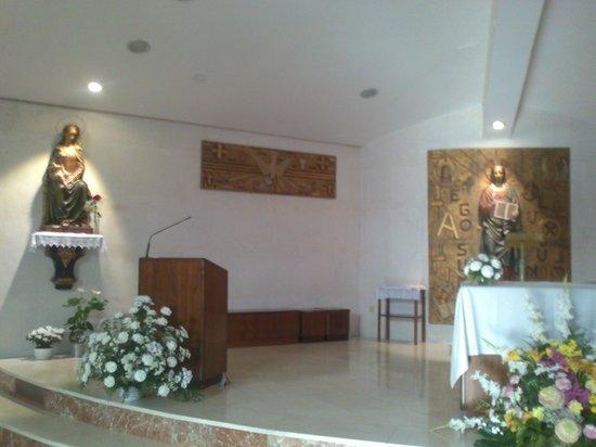 Parroquia de Santa Maria del Val