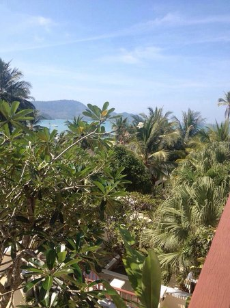 Panwa Boutique Beach Resort: Room view 221