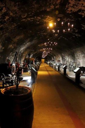 La Maison Mumm: Inside the winery