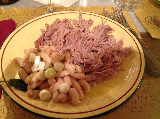 Taverna Pane e Vino: Il finto tonno
