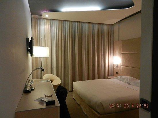 Hotel Expo Verona: Inside the room