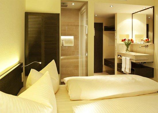 Hotel Herzog : Superiorzimmer (kürzlich neu renoviert)