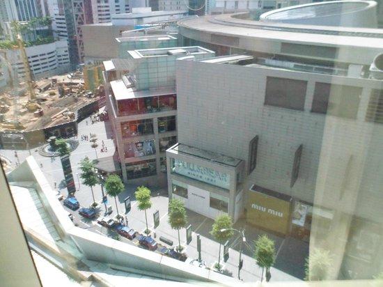 JW Marriott Hotel Kuala Lumpur : المنظر من الغرفه