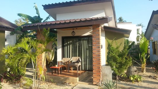 Coco Lanta Resort: Le bungalow