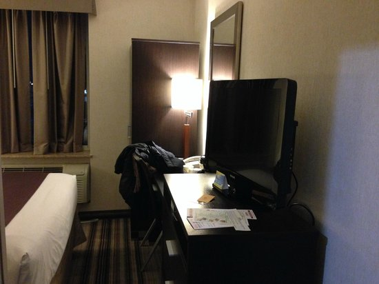 Days Inn Long Island City: Double room