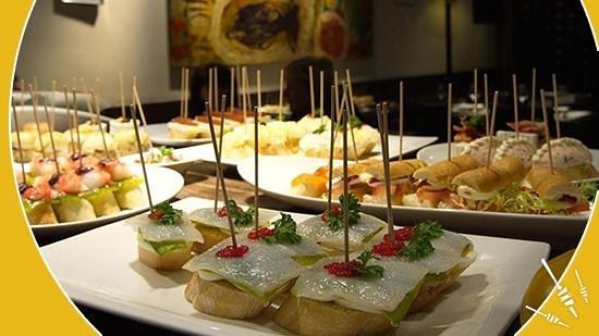 Bilbao Berria: Inspiramos con nuestras delicadas estructuras gastronómicas.