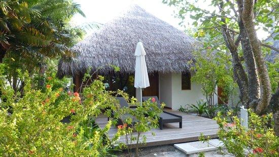 Kuramathi: Our jacuzzi villa