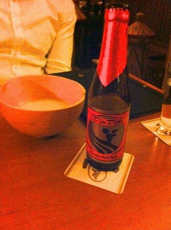 Langano: Passion fruit beer
