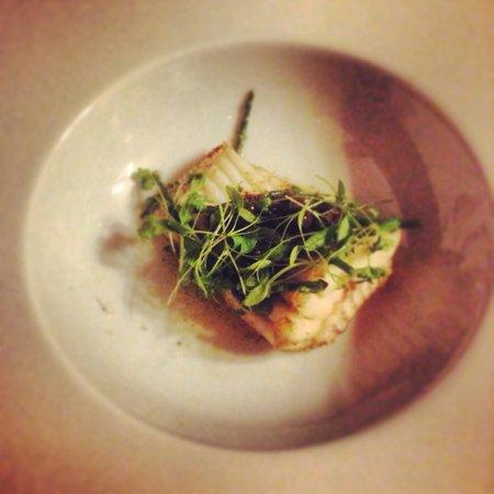 Craven Heifer - Boutique Hotel & Restaurant : Fish course!! Another amazing dish.