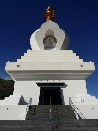 Templo budista: Entrada