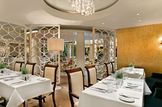Restaurant Die Küche: Wohnbereich
