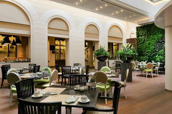Restaurant Die Küche: Wintergarden