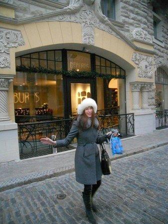 Neiburgs Hotel: Рядом с отелем