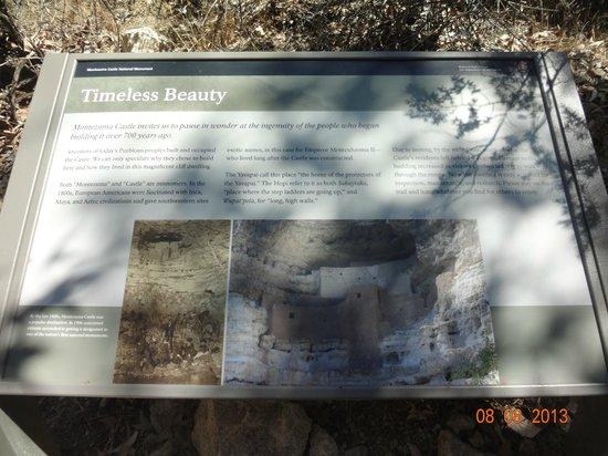 Montezuma Castle National Monument: INFORMAZIONI