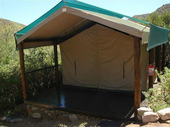 Gamkaberg Nature Reserve Tents & Tents - Picture of Gamkaberg Nature Reserve West Coast National ...
