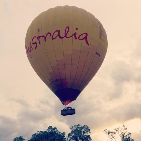 Hot Air Balloon Gold Coast: In complete amazement ❤