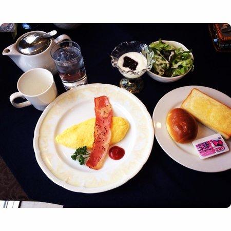 Hakuba Glorious: Beautiful Breakfast!